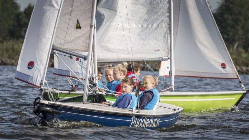 Laerling cursus - Zeilschool It Beaken - Heeg - Friesland (2)