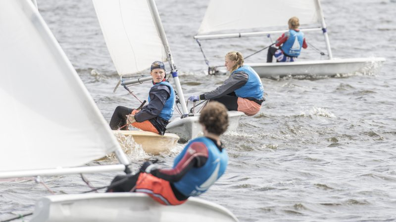 Laser Pico 1-mans cursus - Zeilschool It Beaken - Heeg- Friesland