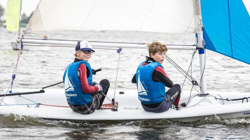 Laser Pico 2-mans cursus - Zeilschool It Beaken - Heeg- Friesland