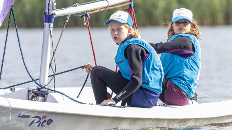 Zeilschool It Beaken - RCN Potten Sneek (13)